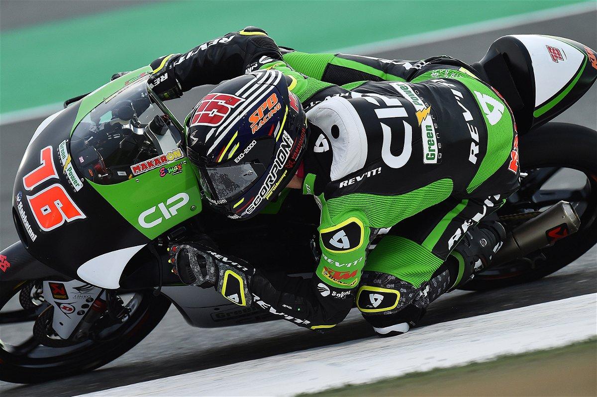 Exclusive Interview with Moto3 Rider Makar Yurchenko - EssentiallySports