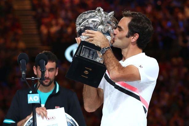 Oldest World Number 1 Roger Federer