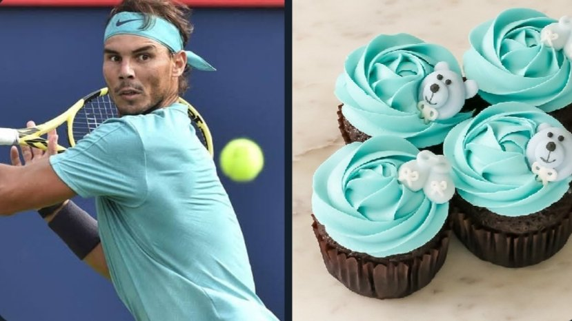 Rafael Nadal V S Cupcake A Hilarious Comparison Gone Viral Essentiallysports