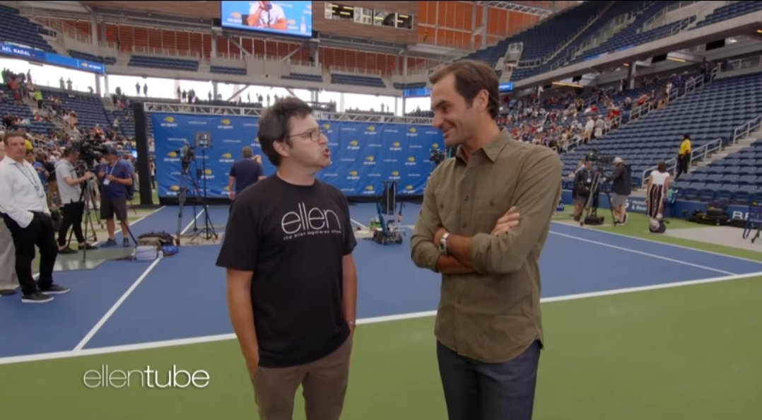 Average Andy at US Open 2019