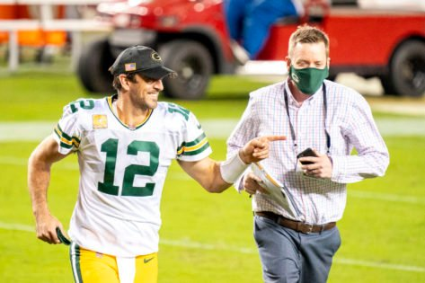 Former Packers Player Says Team Must Do Something 'Exceptional' to Convince Aaron Rodgers to Stay Beyond 2021