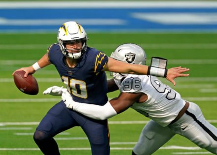 Where Do 2020 Standout Rookies like Justin Herbert & Chase Young feature in the NFL Top 100 List