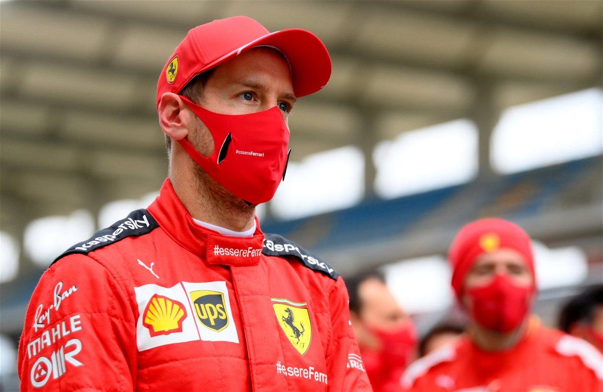 Ex-Ferrari F1 Boss Arrivabene 'Was Not Understood' Claims Sebastian Vettel - EssentiallySports