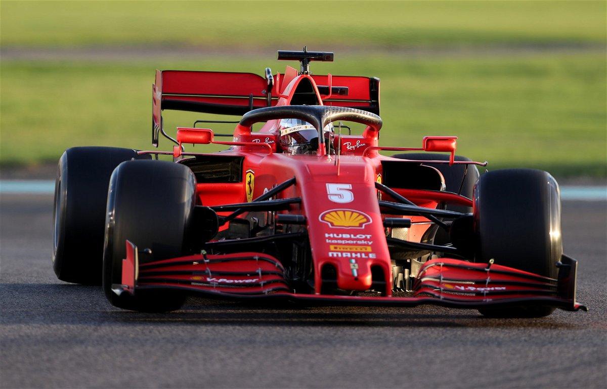 Who Are The Sponsors For Ferrari In The 2021 F1 Season Essentiallysports