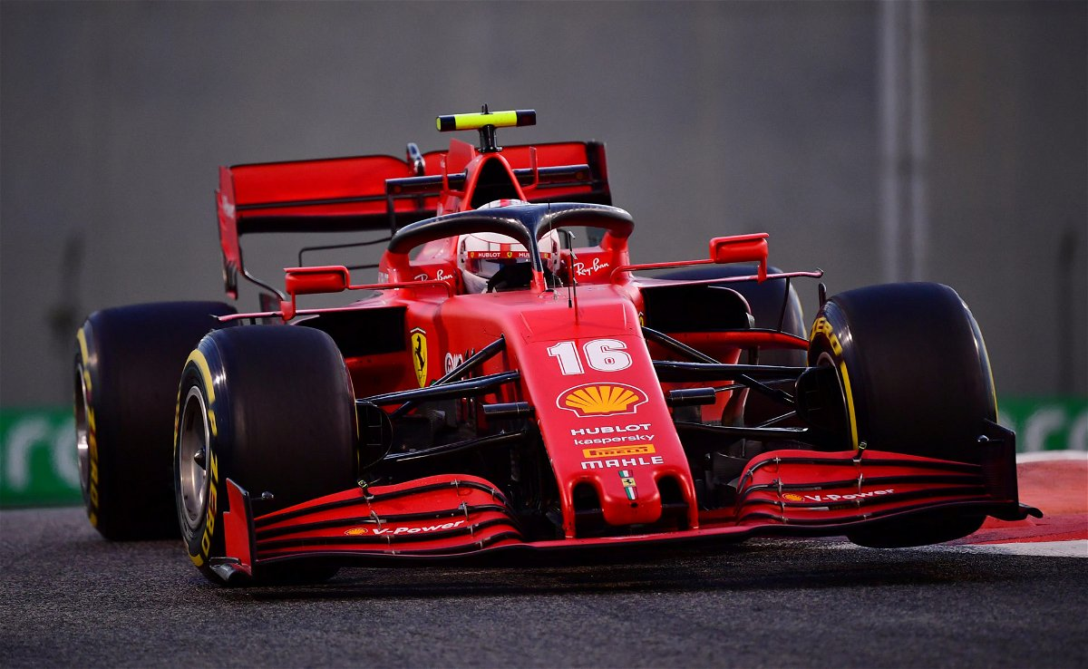 Watch Charles Leclerc Pays Tribute To Vettel Amid Disappointing End To Ferrari Campaign Essentiallysports