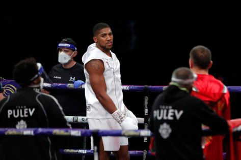 """""""I've Been Training Like a 15-Round Fighter"""" – Anthony Joshua Details His Preparation for Oleksandr Usyk"""