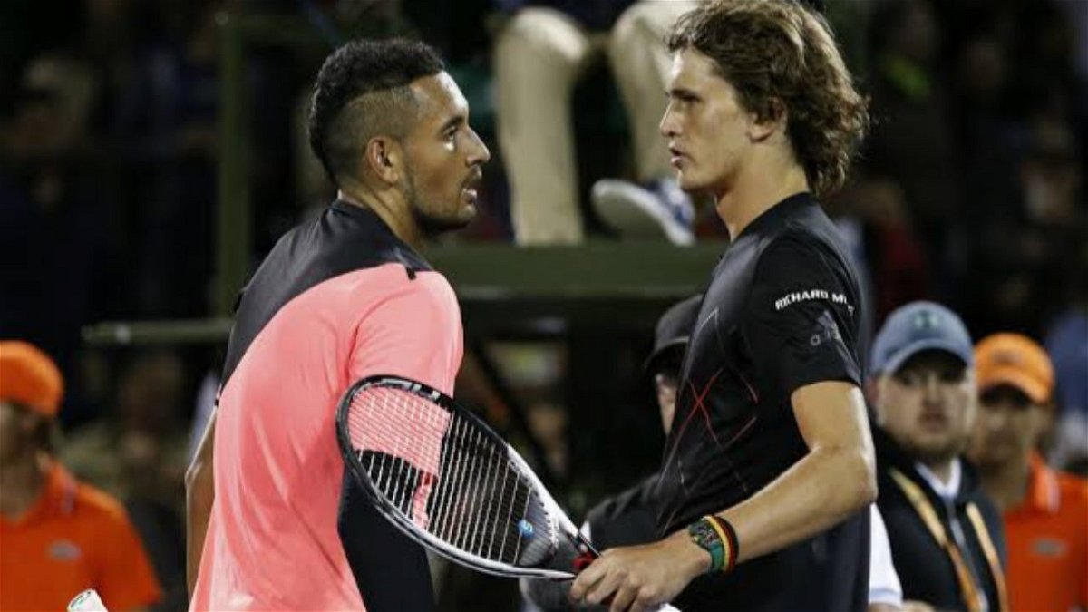 Alexander Zverev Says Lot Of Players Are Better Than Nick