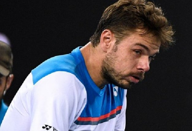 "I Went to Vomit Twice"" - Stan Wawrinka Suffering From Sickness at ..."