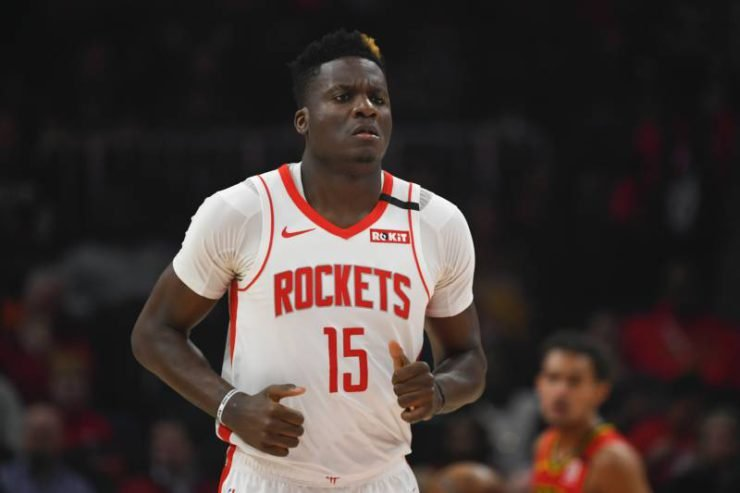 Houston Rockets are interested in trading Clint Capela to acquire draft picks to flip for a wing player before the 2020 trade deadline.