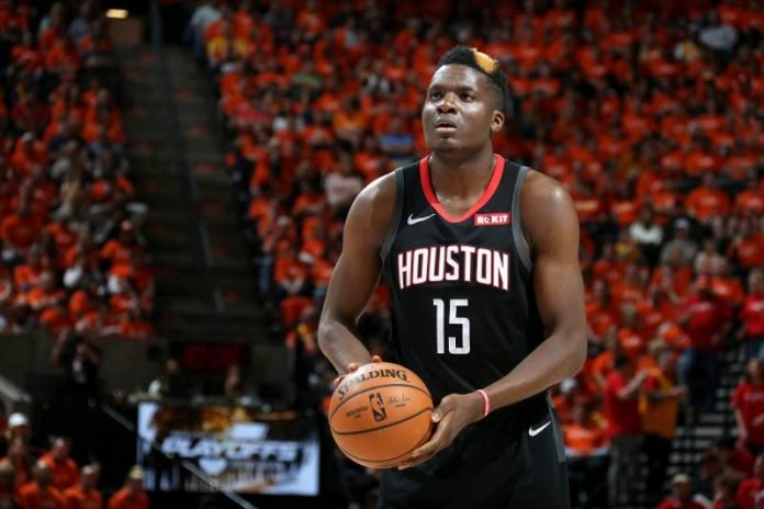Boston Celtics are engaged in trade talks for Clint Capela