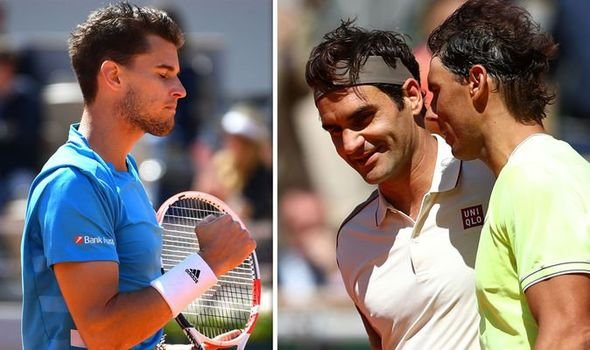 Roger Federer And Rafael Nadal Might Be Pissed At Me Dominic Thiem On His Loss To Novak Djokovic At Australian Open 2020 Essentiallysports