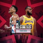 NBA All-Star 2020 teams