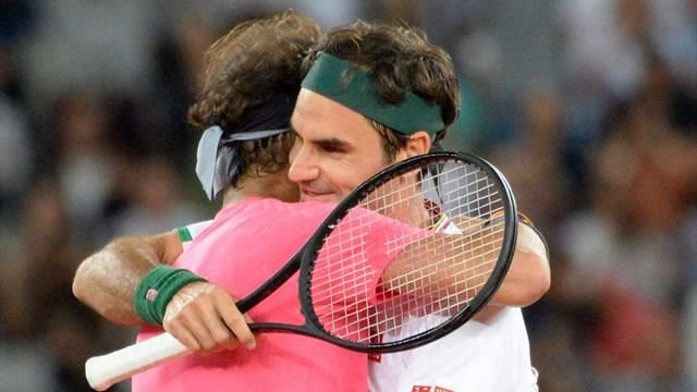 If He Catches Me It S Ok Roger Federer On Rafael Nadal