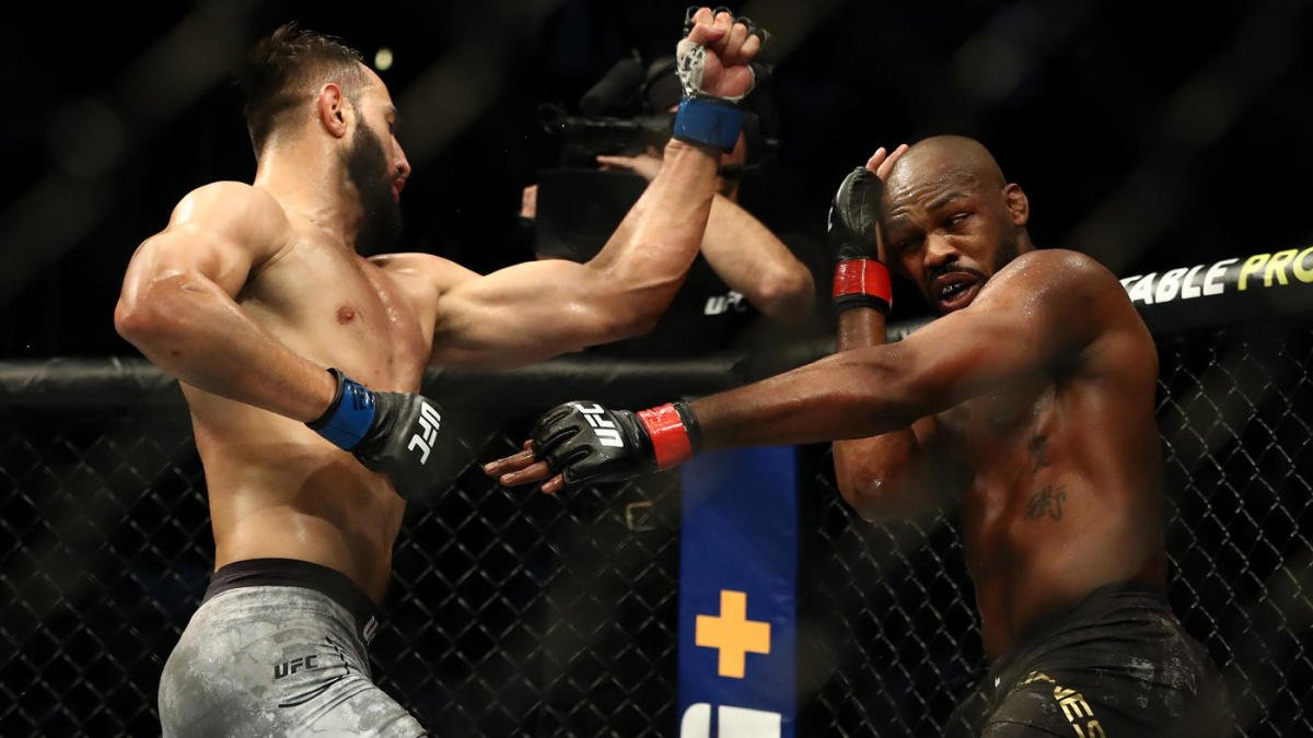 Robbery? Jon Jones vs Dominick Reyes Official Scorecard and Fight Stats - Essentially Sports