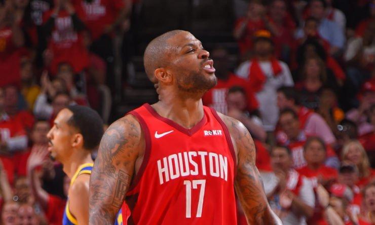 Houston Rockets P.J tucker