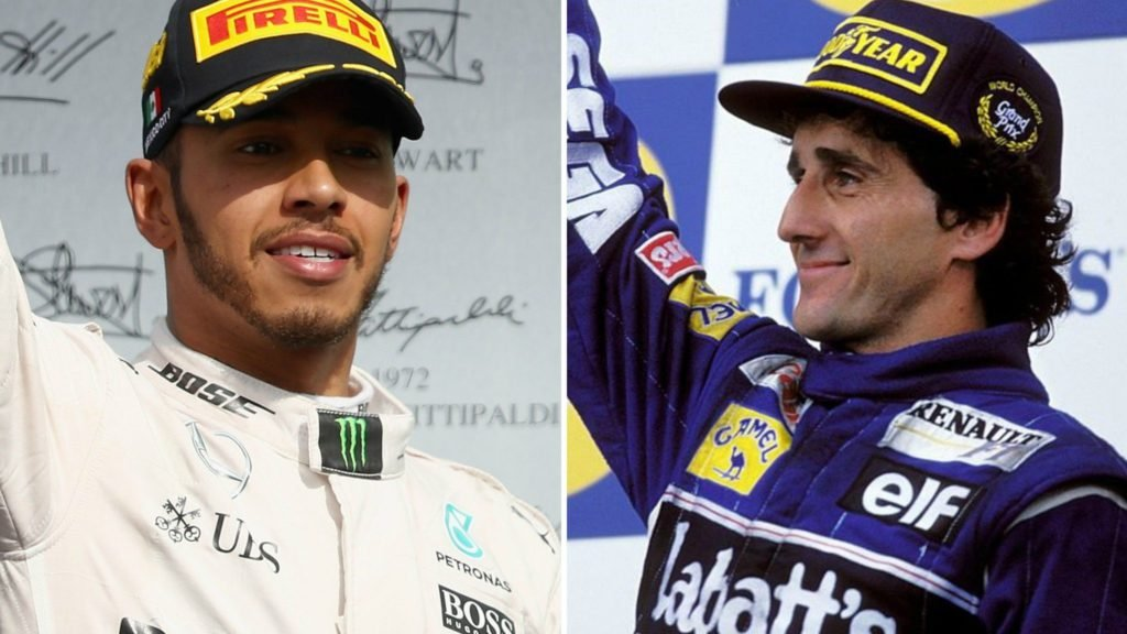 Most Fierce Rivals of Lewis Hamilton Revealed by Alain Prost - Essentially Sports