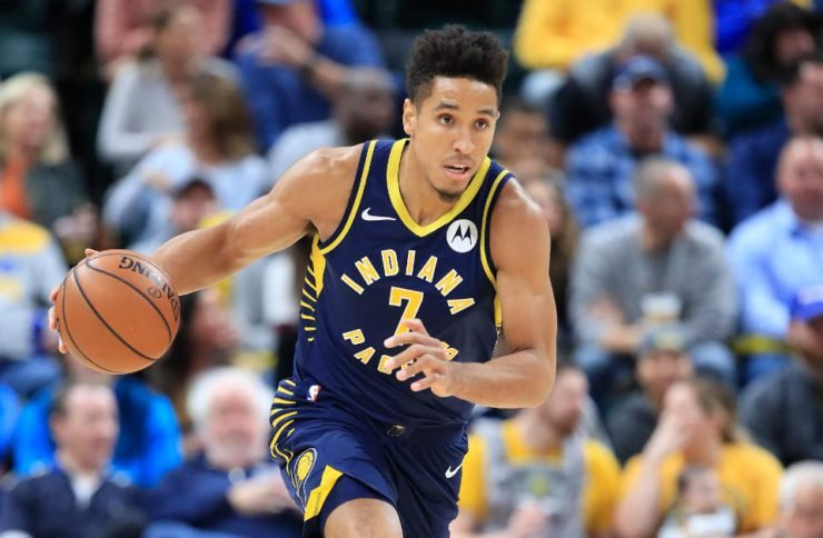 Malcolm Brogdon on pacers