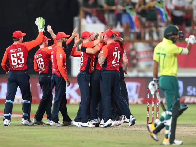 England wins 2nd T20I