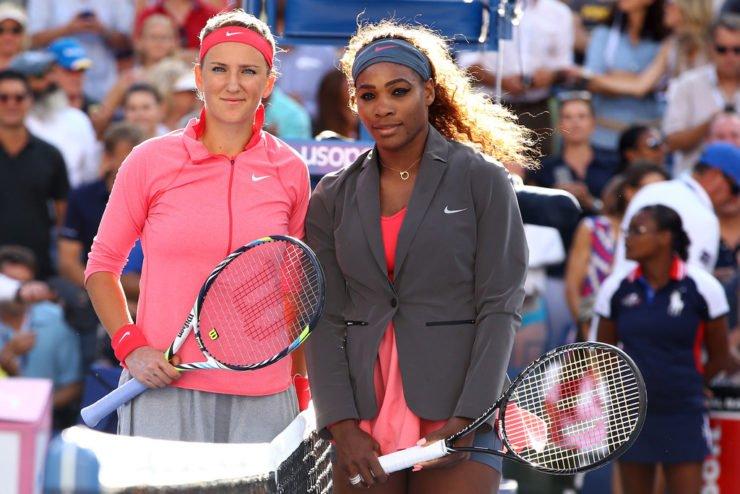 Serena Williams vs Victoria Azarenka
