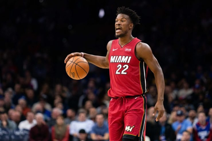 Miami's Jimmy Butler is open to returning to the Chicago Bulls in the future towards the end of his career.