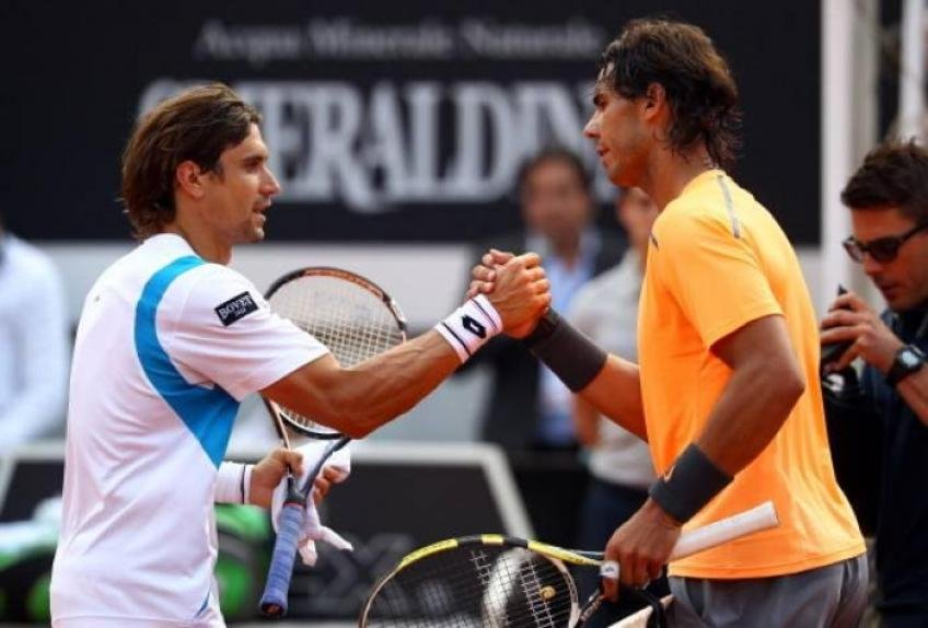 """""""Rafael Nadal Holds The Pressure Better Than Other Players"""" – David Ferrer"""