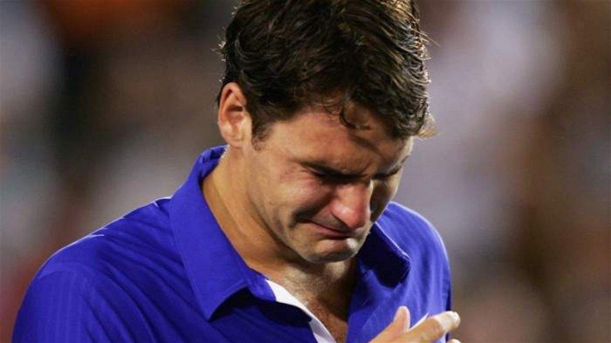 WATCH: When Roger Federer Broke Down Into Tears After Heartbreaking Loss To Rafael Nadal - Essentially Sports