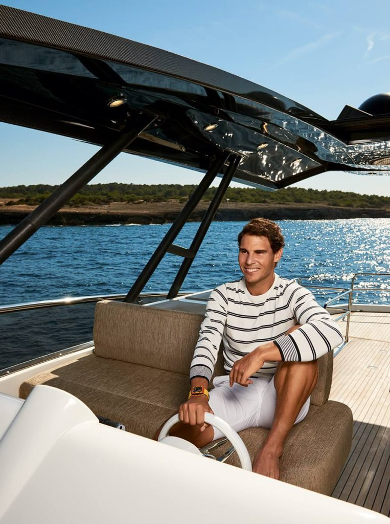 Rafael Nadal S Yacht The Luxurious Life Of The Spanish Star Essentiallysports