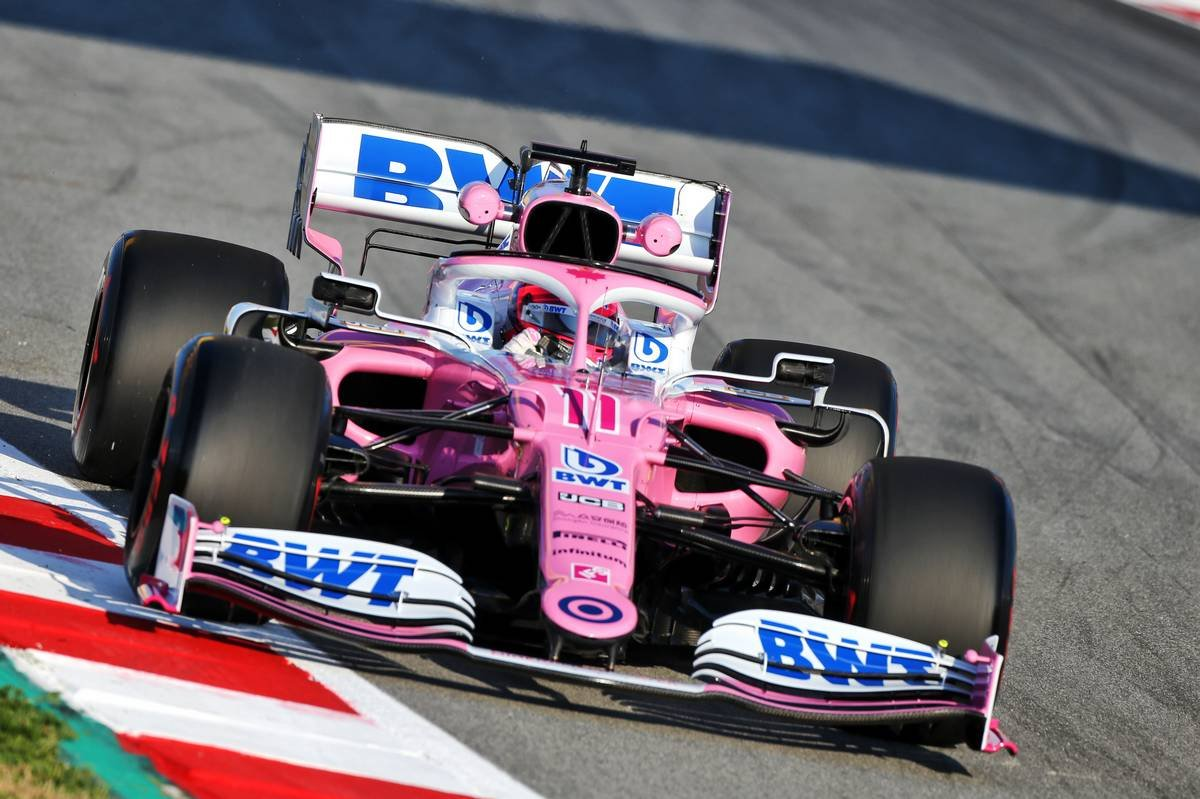 F1 Teams Unhappy with Racing Point Developing a Mercedes ...
