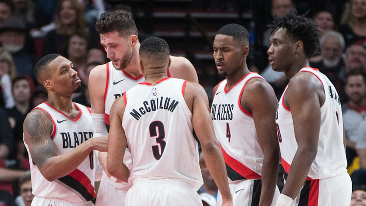 Portland Trail Blazers Portland Trail Blazers Suffer an Injury Setback Ahead of Their ...