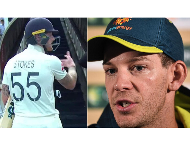 Tim Paine Opens Up About Ben Stokes's Misconduct - Essentially Sports