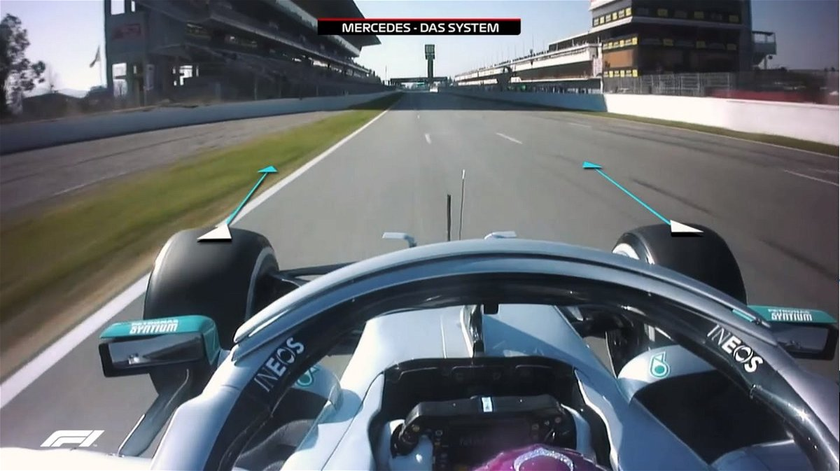 FIA Has Banned Mercedes' Dual Axis Steering (DAS) for F1 2021 Onwards - Essentially Sports