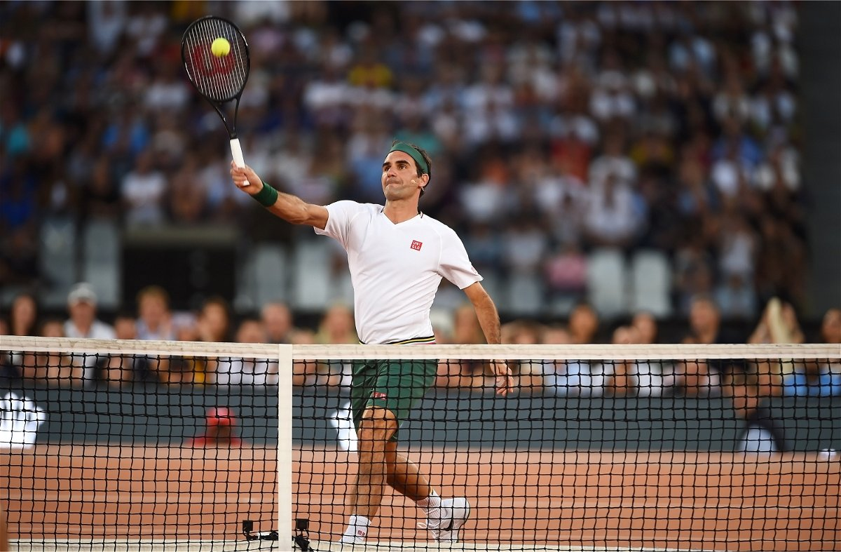 """My Match In Africa Represented Something Special For Everyone""- Roger Federer - Essentially Sports"