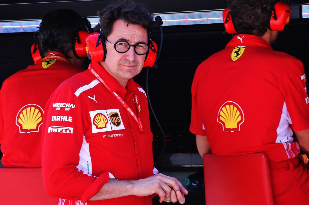 Ferrari F1 Don't Have a Winning Car for Melbourne, Confirms Mattia Binotto - Essentially Sports