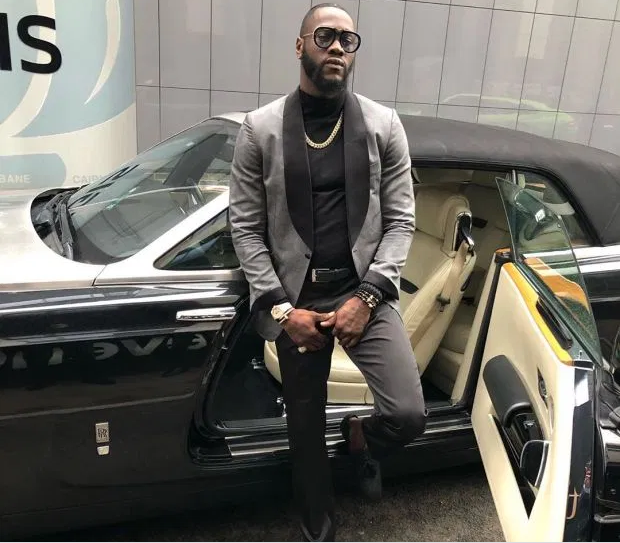 Six Stylish Cars That Deontay Wilder Has in His Collection - Essentially Sports