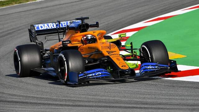 Lando Norris Mocks Racing Point and Haas Over Copying Others in F1 - Essentially Sports
