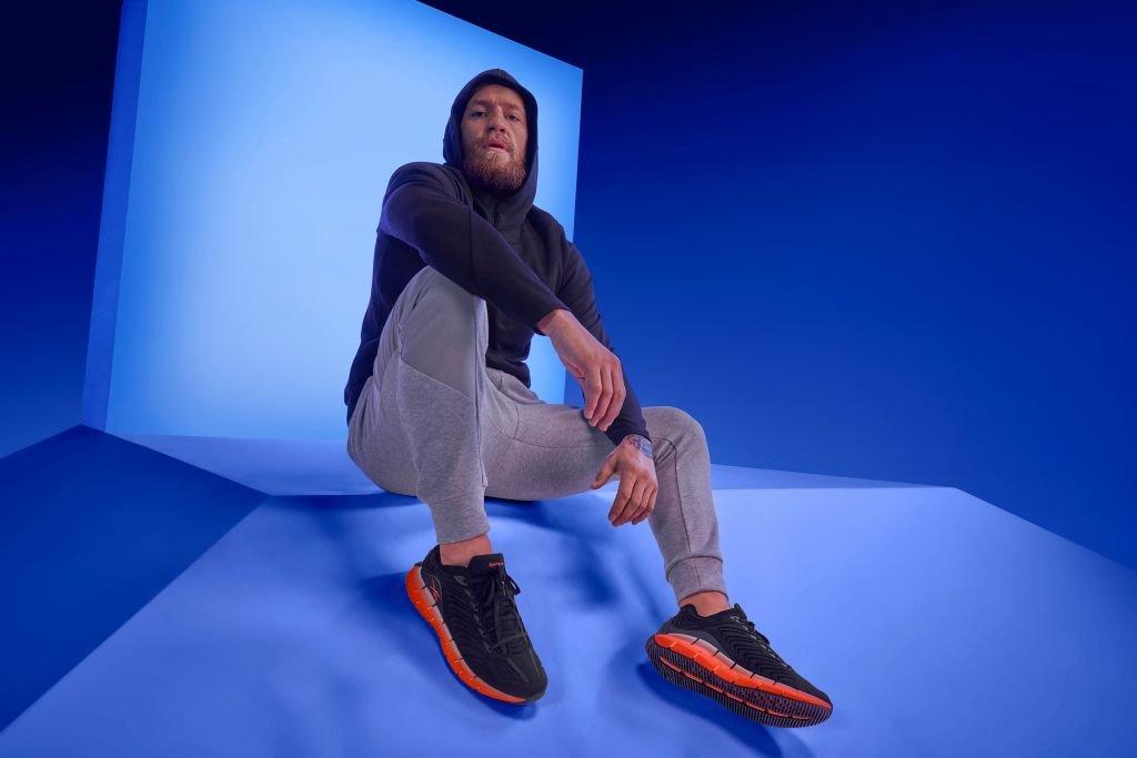 viva Morbosidad Misionero  Khabib Nurmagomedov and Conor McGregor Promote the New Reebok Shoe -  EssentiallySports