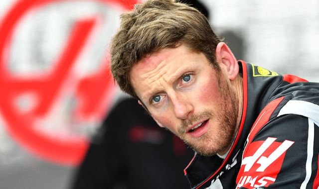Romain Grosjean Gives a Fitting Reply to Online Bullies - Essentially Sports
