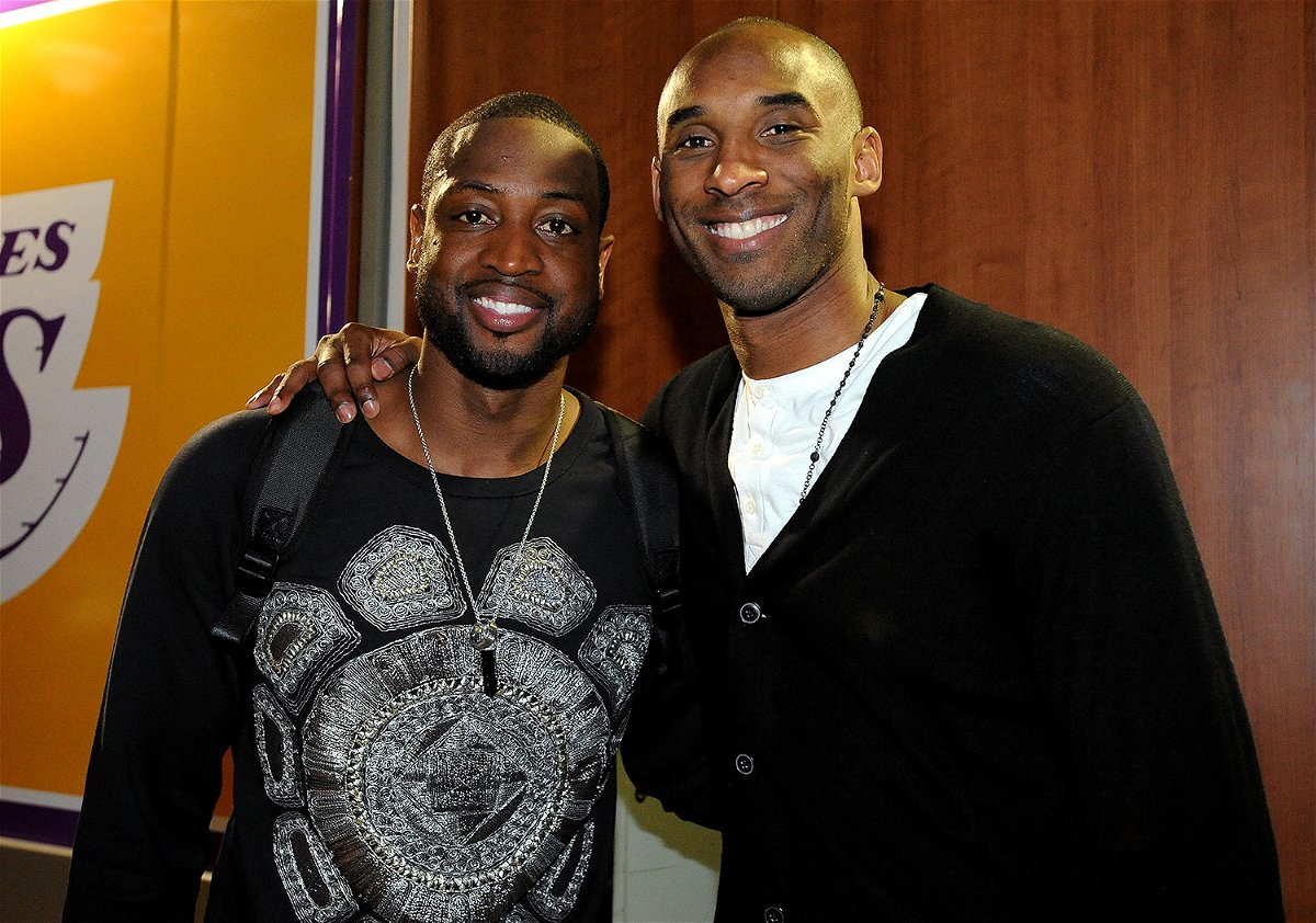 """""""We Looked at Kobe as a Superhero"""": Dwayne Wade Looks Back at How Kobe Bryant Inspired Others - Essentially Sports"""