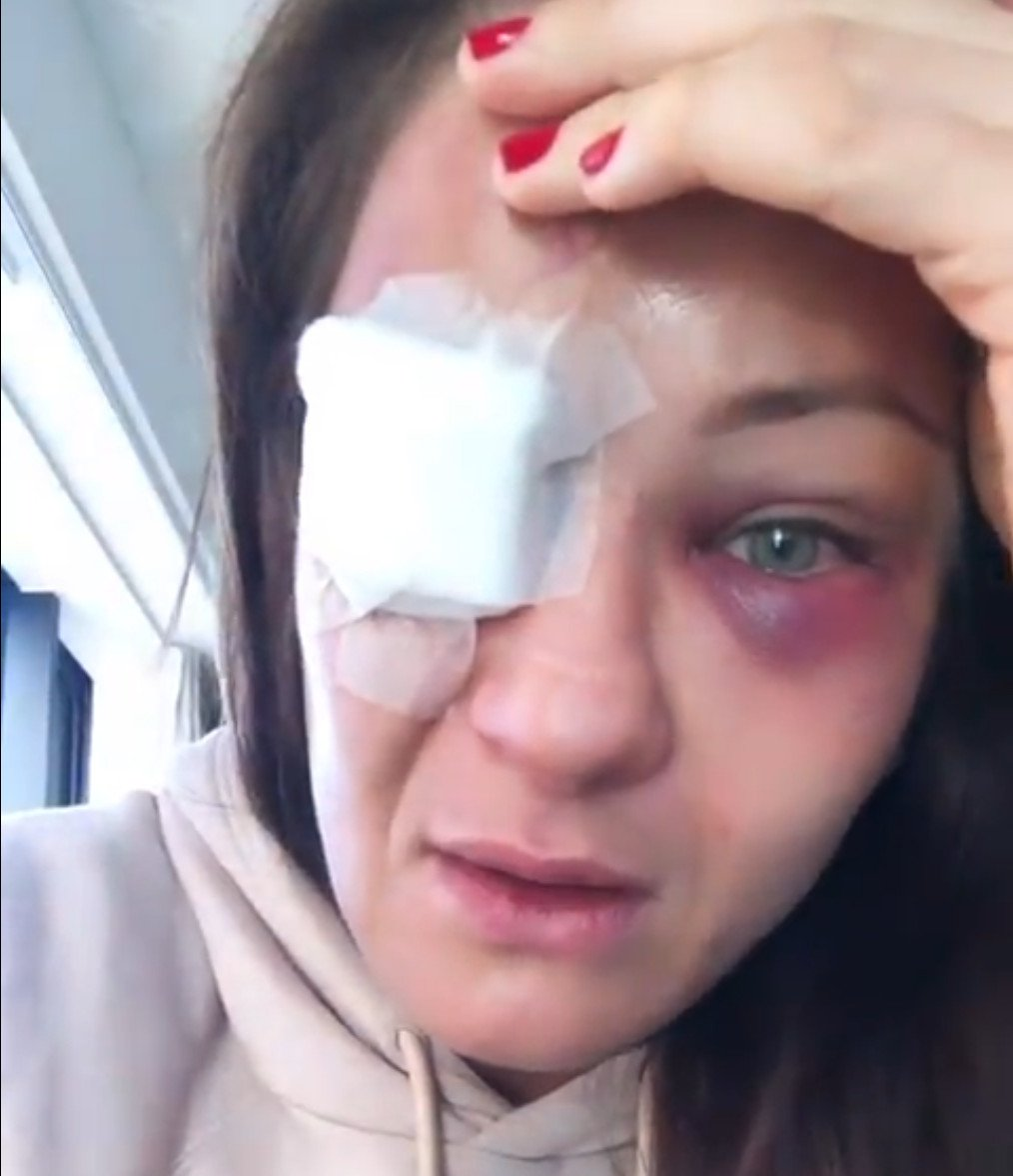 """""""I Cannot Say I'm Okay""""- UFC Fighter Breaks Down in Tears After a Brutal Fight - Essentially Sports"""