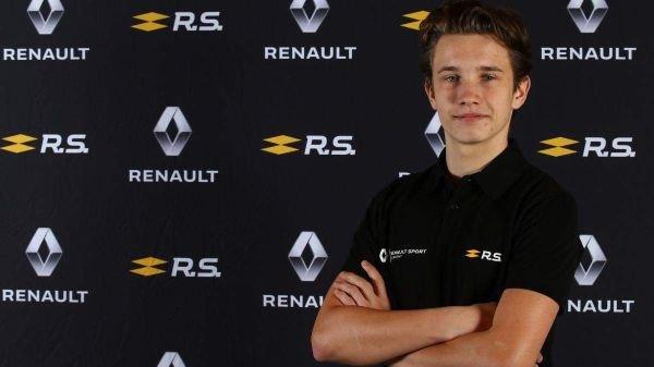 Renault F1 Junior Driver