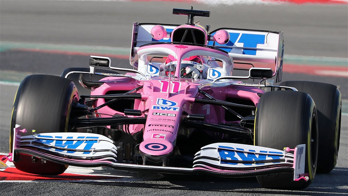 """Poorly Informed""- Racing Point Fires Back at Renault F1 Over 'Pink Mercedes' Protest - Essentially Sports"