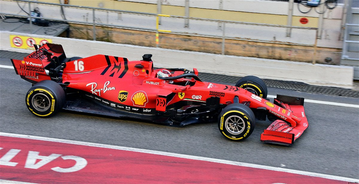 Ferrari Finally Introducing A Much Needed Upgrade To The Sf1000 Reports Essentiallysports