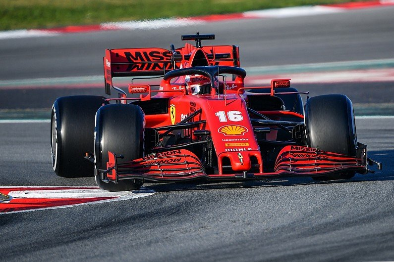 Former F1 Driver Accuses Ferrari Of Copying Red Bull For Its 2020 Car Essentiallysports
