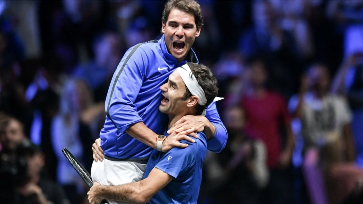 We Have A Great Story Together Rafael Nadal On Roger Federer Essentiallysports