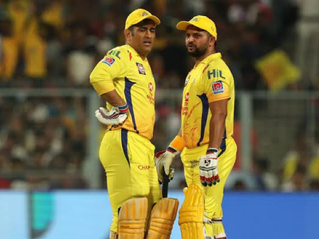 Dhoni and Raina: ipl 2020
