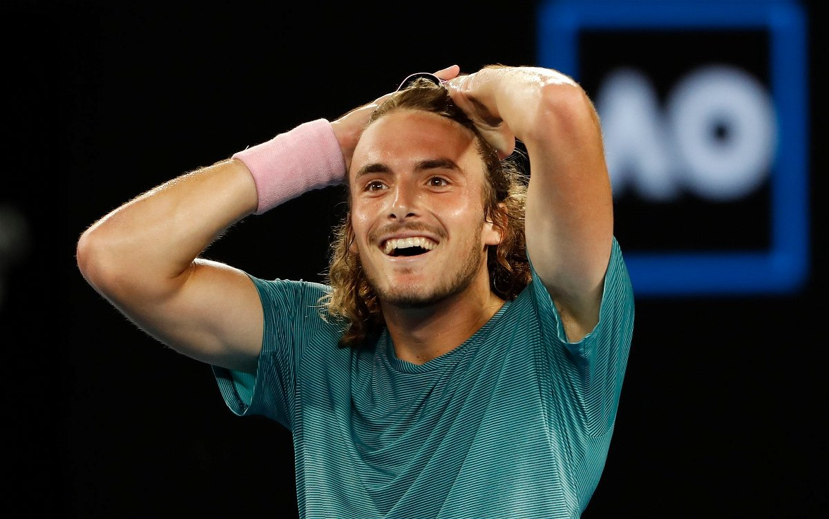 I Ve Achieved Some Great Things So Far Stefanos Tsitsipas Essentiallysports