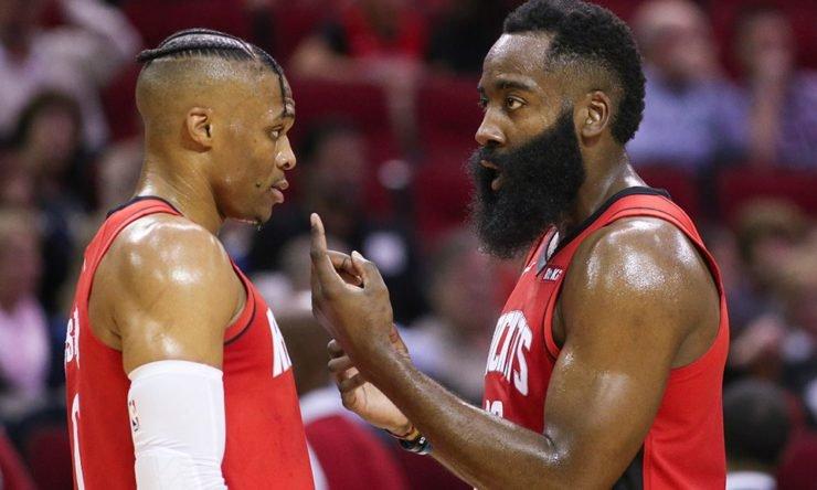 Houston Rockets two Superstars