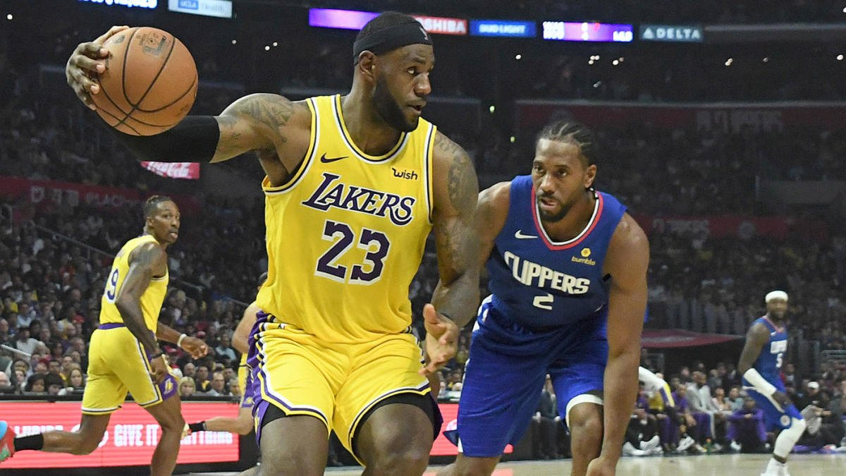Los Angeles Lakers vs Clippers: Why the Game Is so Important ...