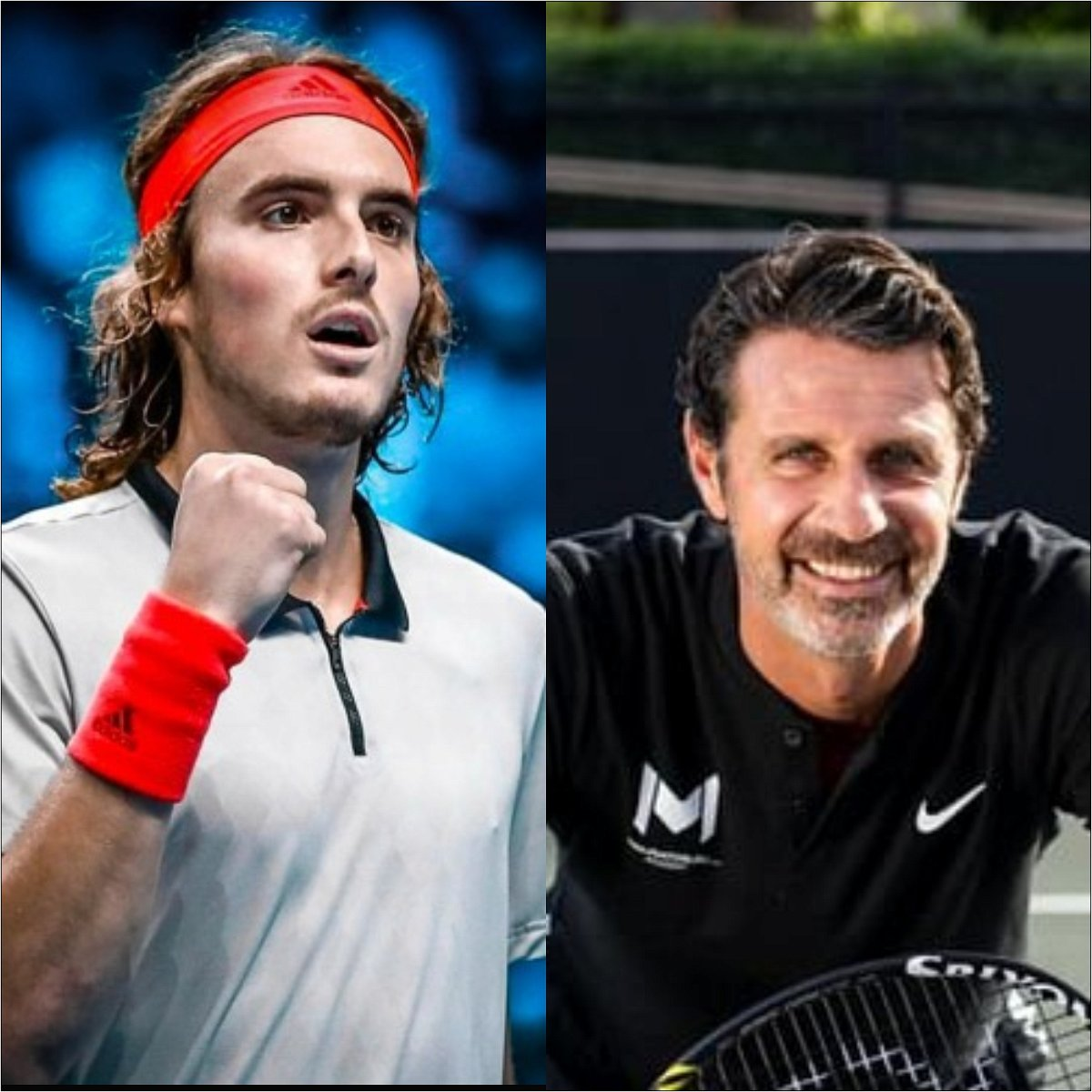 I Was Lucky Enough To Be Approached By Patrick Mouratoglou Stefanos Tsitsipas Essentiallysports