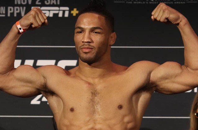 kevin-lee-ufc-244-ceremonial-weigh-ins